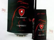 قهوه ایتالیایی لامبورگینی