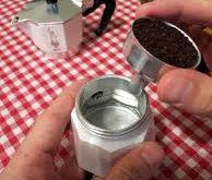 قهوه جوش اسپرسو