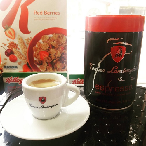 قهوه ایتالیایی تلخ