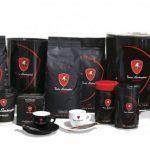 انواع قهوه لامبورگینی
