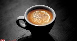 قهوه اسپرسو تلخ