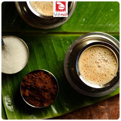 قهوه هندی تلخ