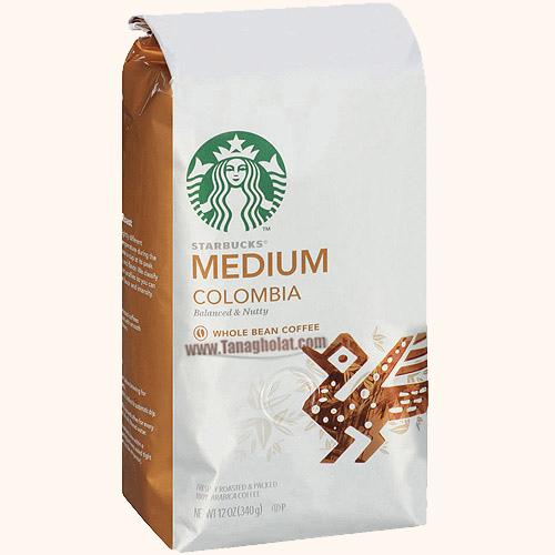 انواع قهوه کلمبیا