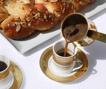 تولید عمده قهوه ترک تلخ