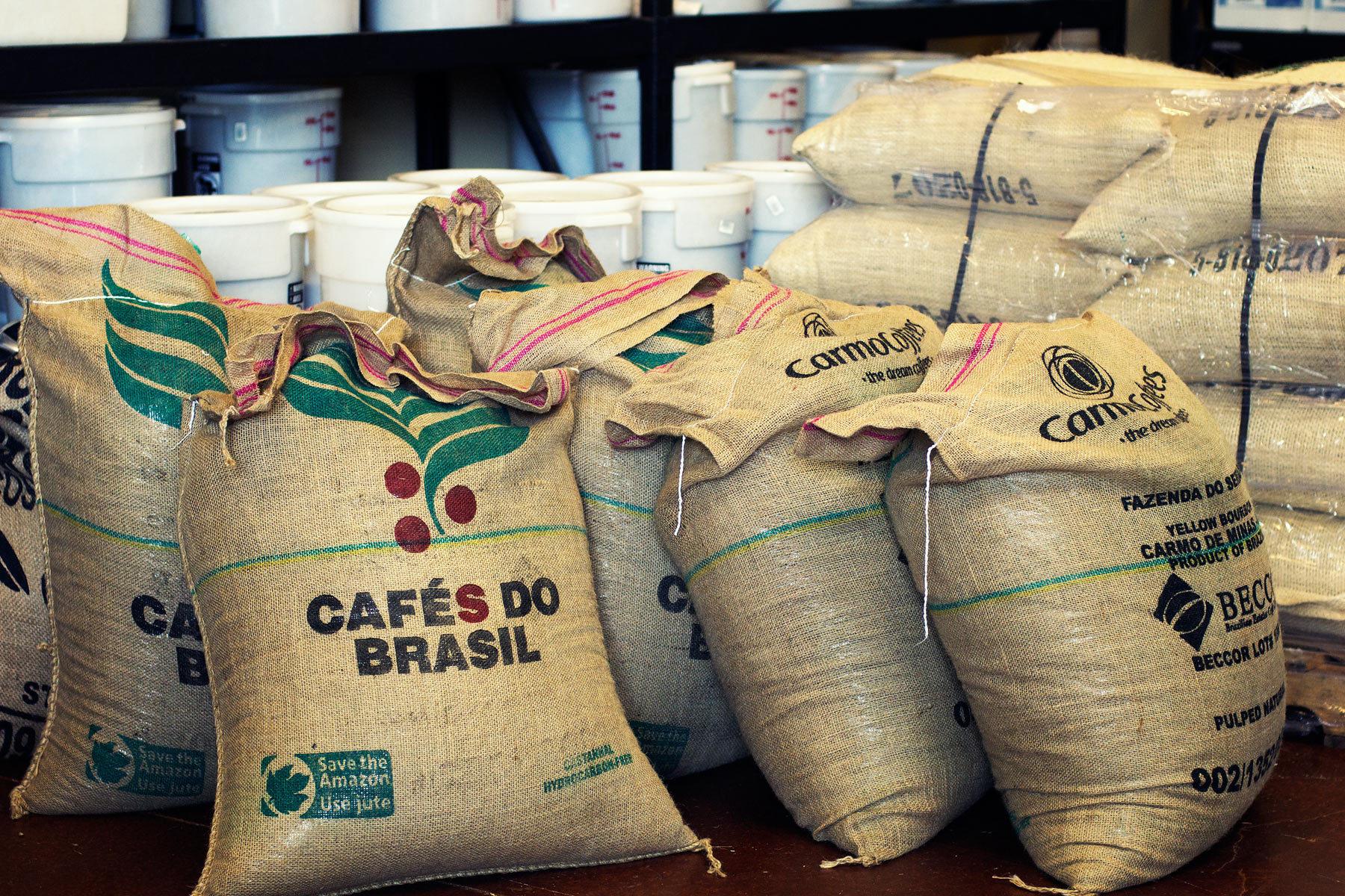 خرید قهوه آفریقا