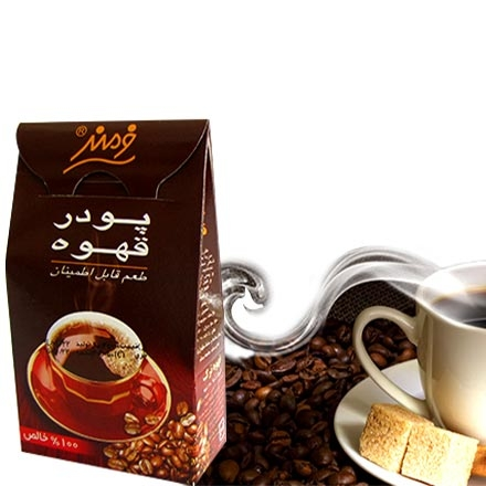 قیمت پودر قهوه اصل ترک