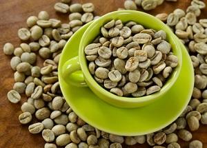 بهترین دانه قهوه سبز برزیلی روبوستا