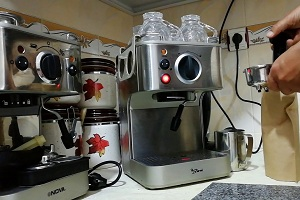 قهوه ساز نیمه صنعتی