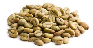 دانه قهوه سبز کلمبیا