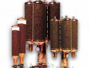 عرضه سیلو قهوه با قیمت نمایندگی