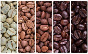 دانه قهوه فرانسه